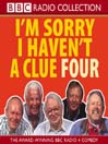 I&#39;m Sorry I Haven&#39;t a Clue 4 (MP3)